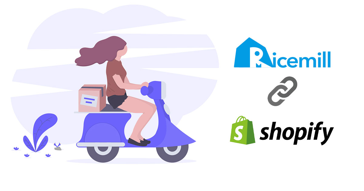 Free tool of importing orders from shopify to mypost business