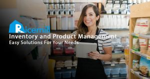 Ricemill Inventory and Product management -Easy solution for your needs