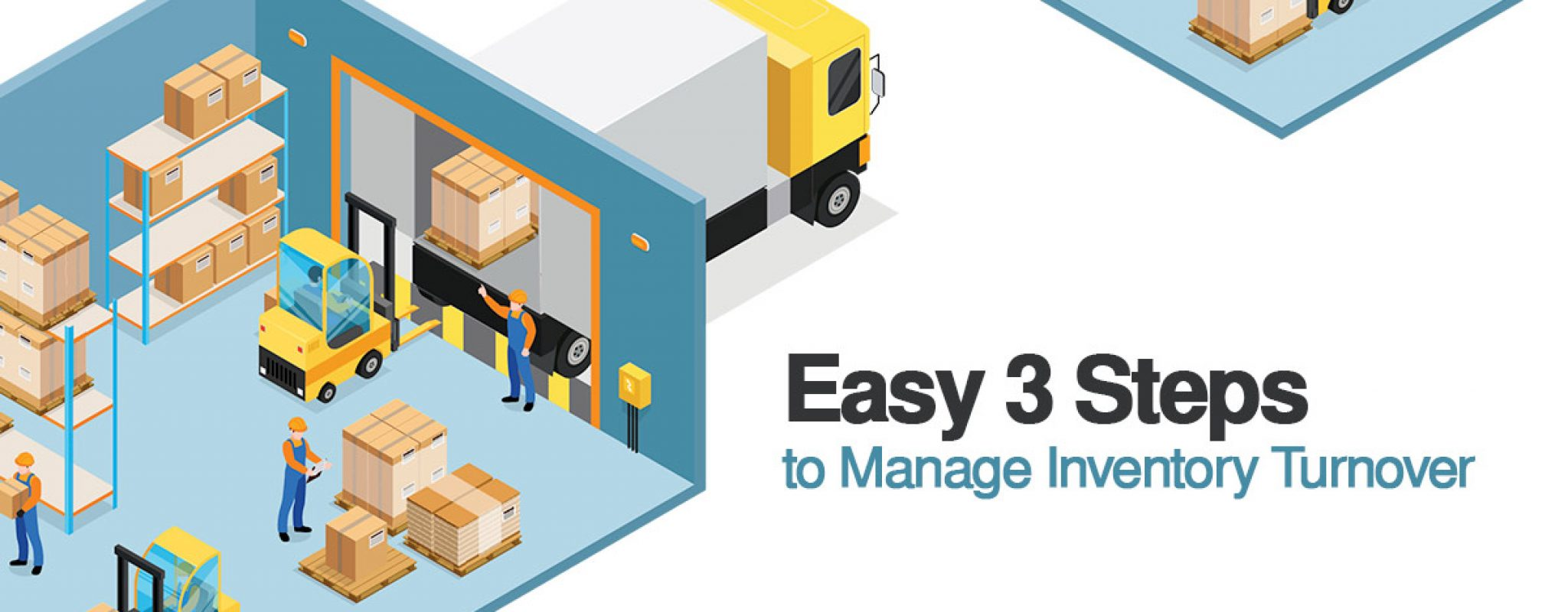 Easy 3 steps to manager your inventory turnover